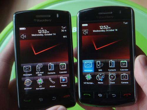 OBRAL NEW BLACKBERRY 9550 ODYN 3G