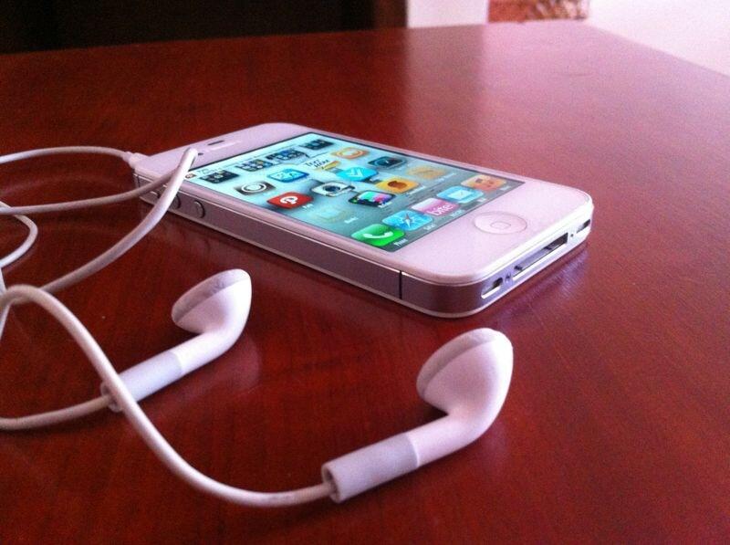 WTS IPHONE 4S WHITE 16GB FU