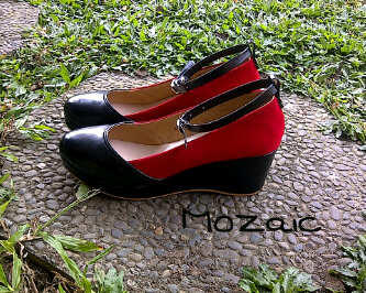 Mozaic Shoes (The best women shoes Handmade ever)