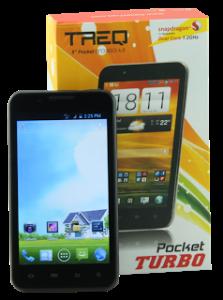 TABLET PC 5 INCH TREQ Pocket Turbo Dual Core