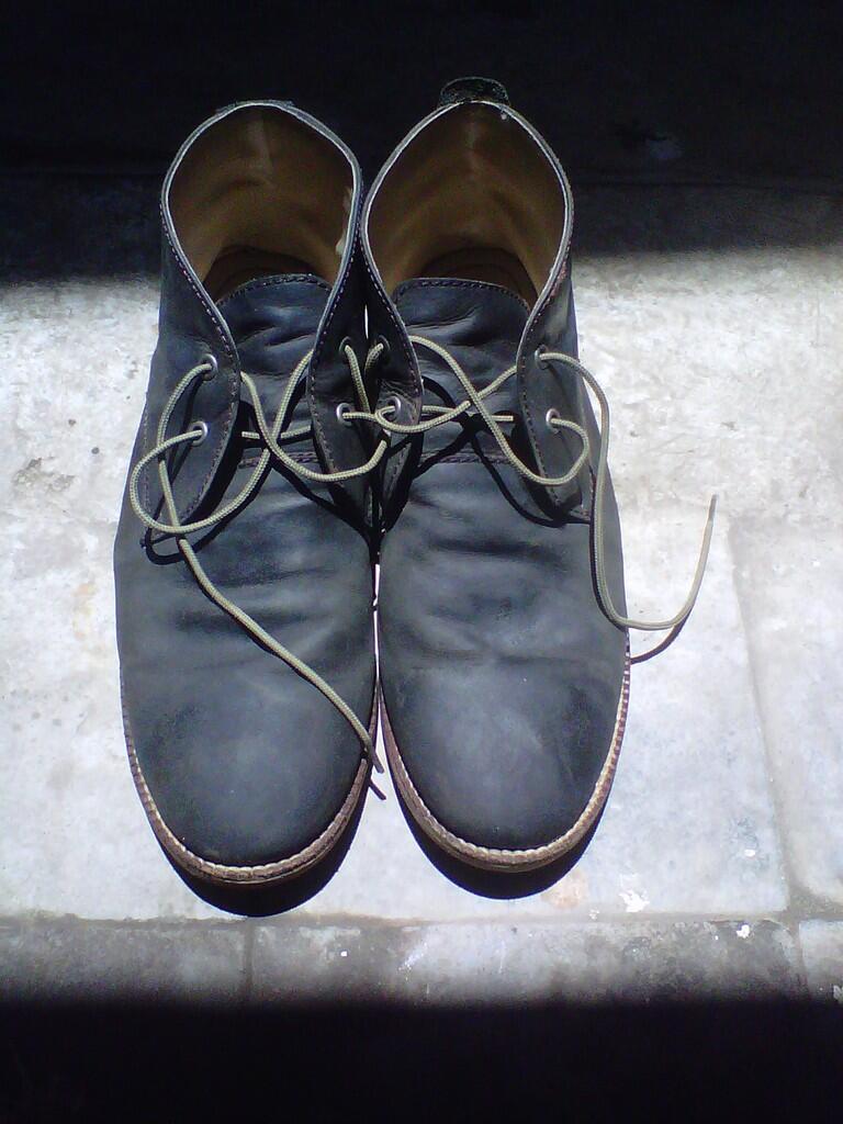 "sepatu oxford boot kulit ""Tuf! Shoes"" (made in bandung)"