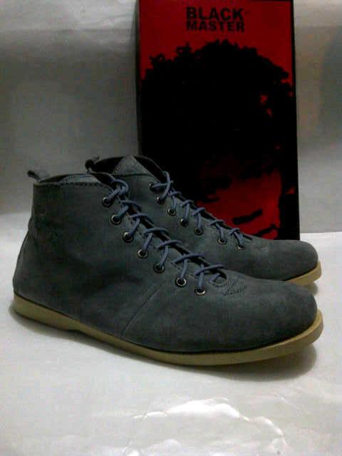 Sepatu Black Master ORIGINAL!!!