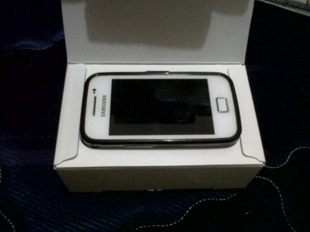 Jual Samsung Galaxy Ace Putih GT-S5830 sehat dan mulus