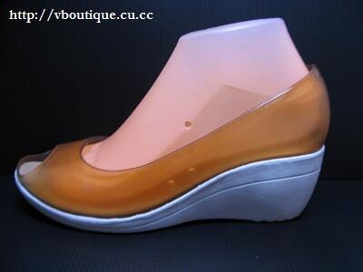 Sepatu Wedges Jelly G&G