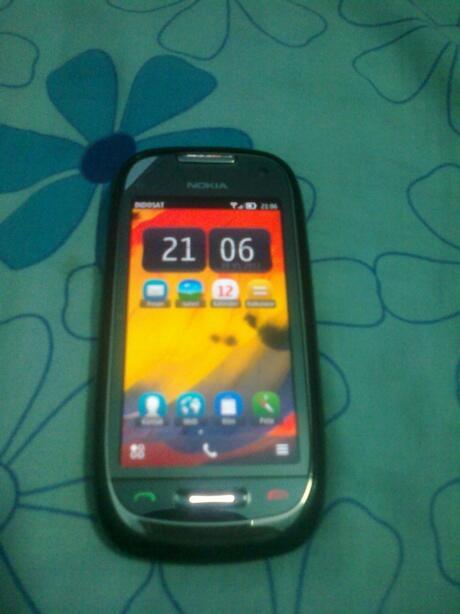 Nokia C7 8GB, F.Metal, Fullset, 99% Mulus, Normal, Kamera 8MP.