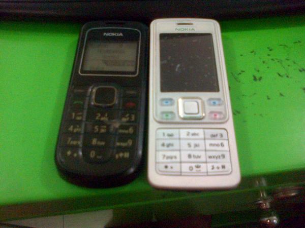 Nokia 6300 & Nokia 1202 murahhh