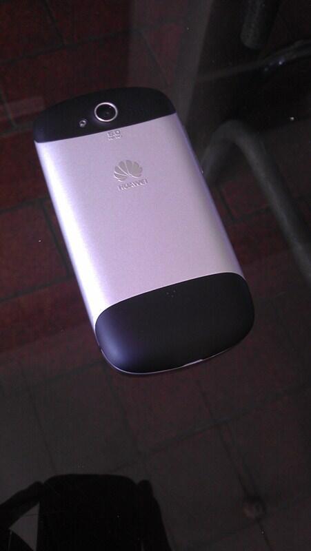 HP android huawei vision mulus 1 bulan pakai-Bandung