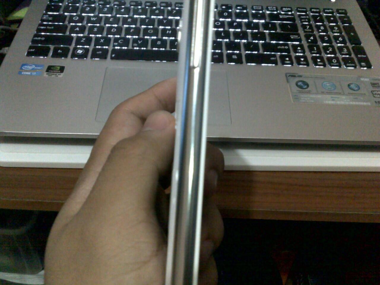 Samsung Note 1 White Jogja Only Garansi Panjang