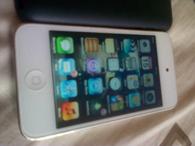 ipod white 4g 8gb murah