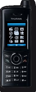 Handphone Satelit Thuraya XT Dual Mode