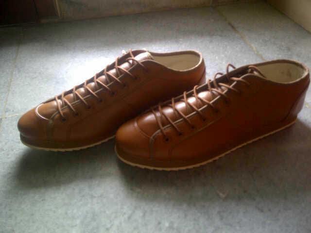 Sepatu Cowok Kulit Imitasi MURAH