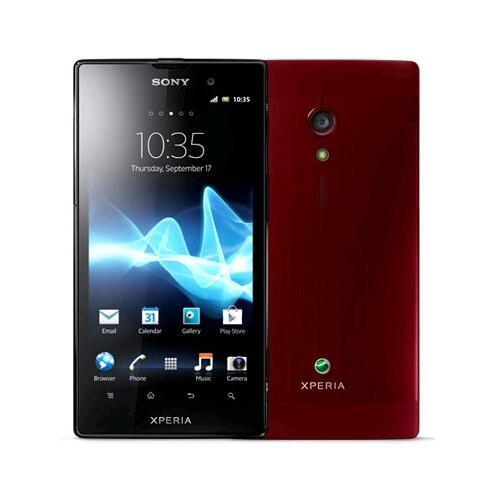 Sony Xperia ION LT28h - Black / Red. Murah,Original,bergaransi,baru dan bersegel