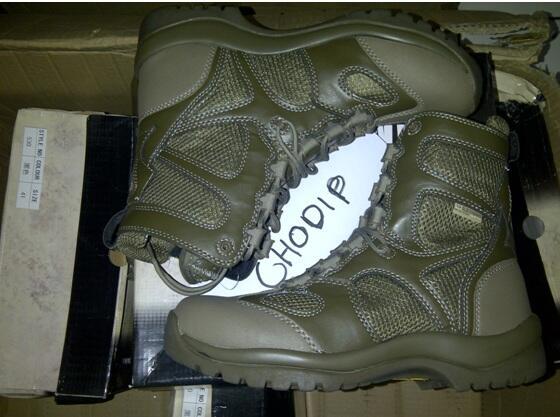 Sepatu Blackhawk PDL