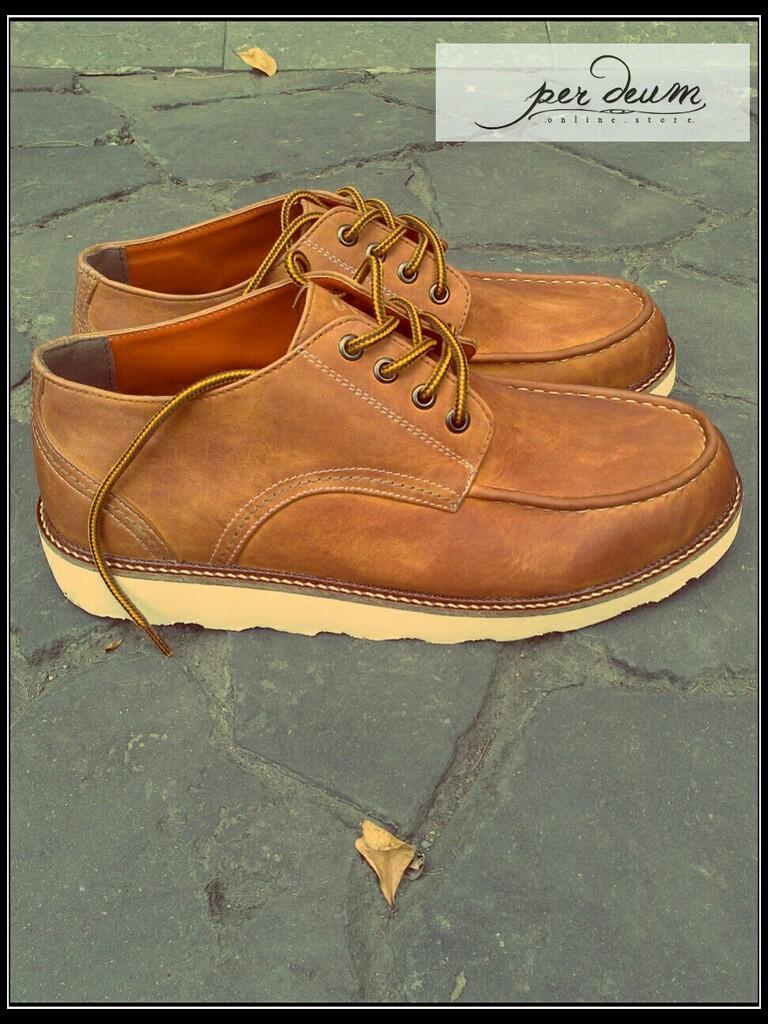 The Per Deum Handmade Custom Footwear