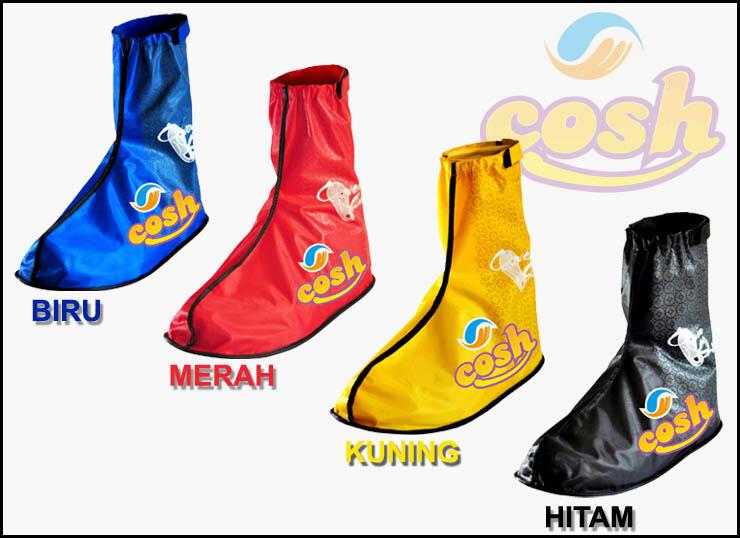 Distributor Jas Hujan Sepatu   Mantel Sepatu COSH Cari Agen   Reseller 7ae6693802
