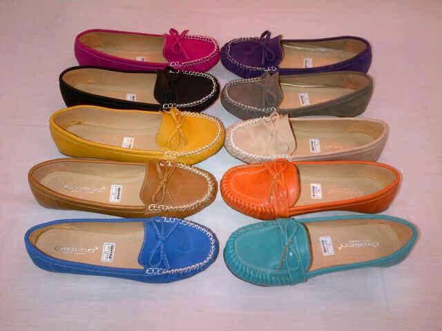 Sepatu Wanita Trendi dan murah, banyak koleksi sist..