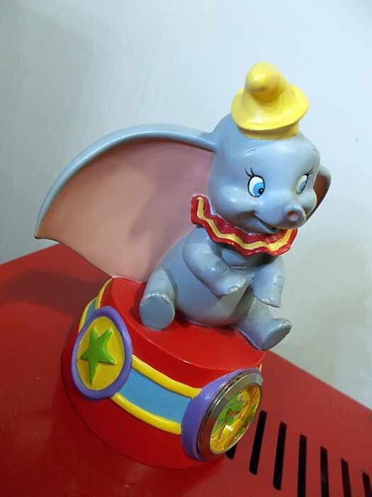 ★★★ Jam / Clock dr Tokyo Disneyland Vintage Langka Keren - Collector Only !! ★★★