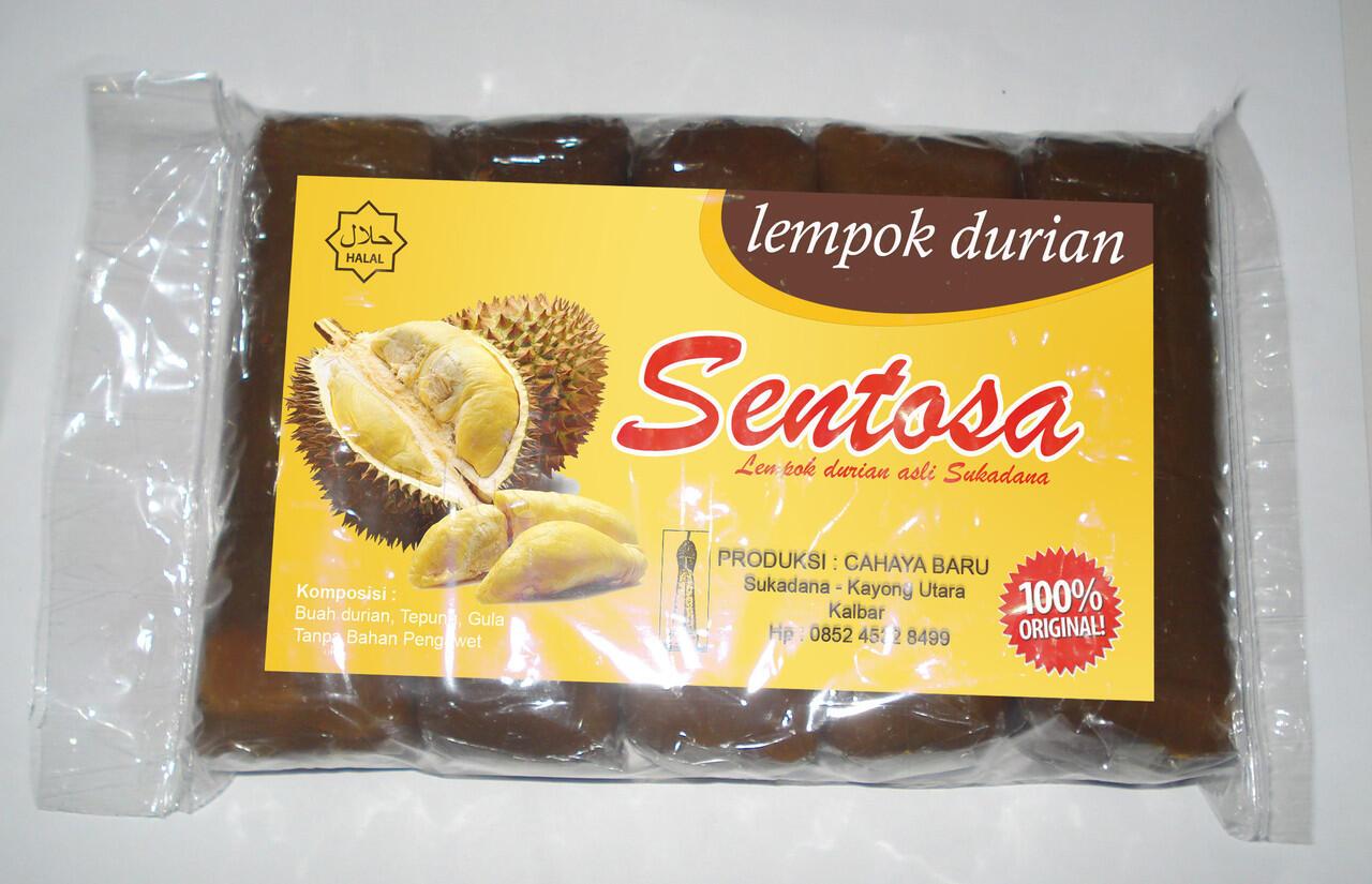 "★★ Lempok Durian ""Sentosa"" Aseli Sukadana, KalBar ★★"