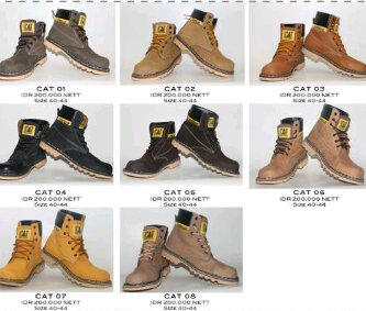 Moofeat Promo Akhir taun Rp. 150.000 & Country Boots,Mr. Smith,Moofeat Boot dll.