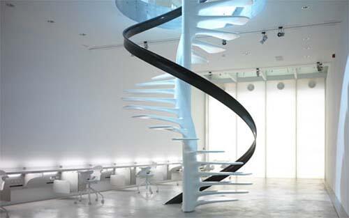 Design Tangga yg Penuh Inovasi & Kreatifitas.....!!!