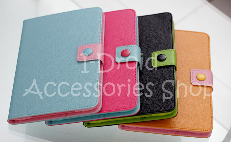 Case Ipad Mini:Smart Cover/Case MOFI/Backcase Silicon/RotateCase/Cute case