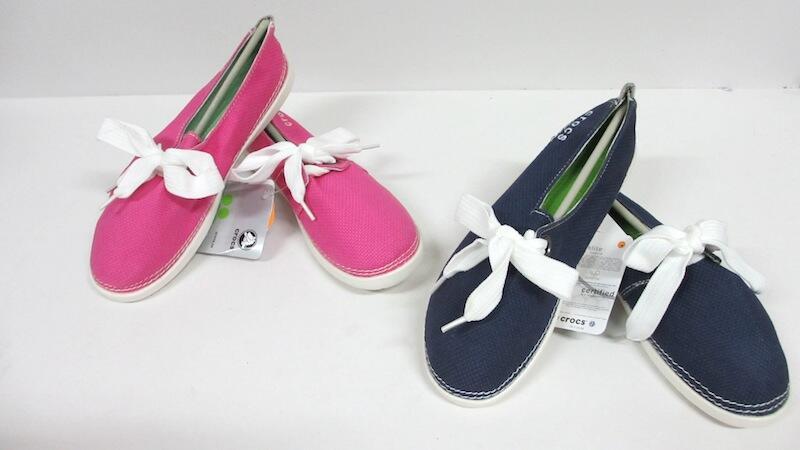 Crocs Flat Shoes For womant (Harga Kaskus )