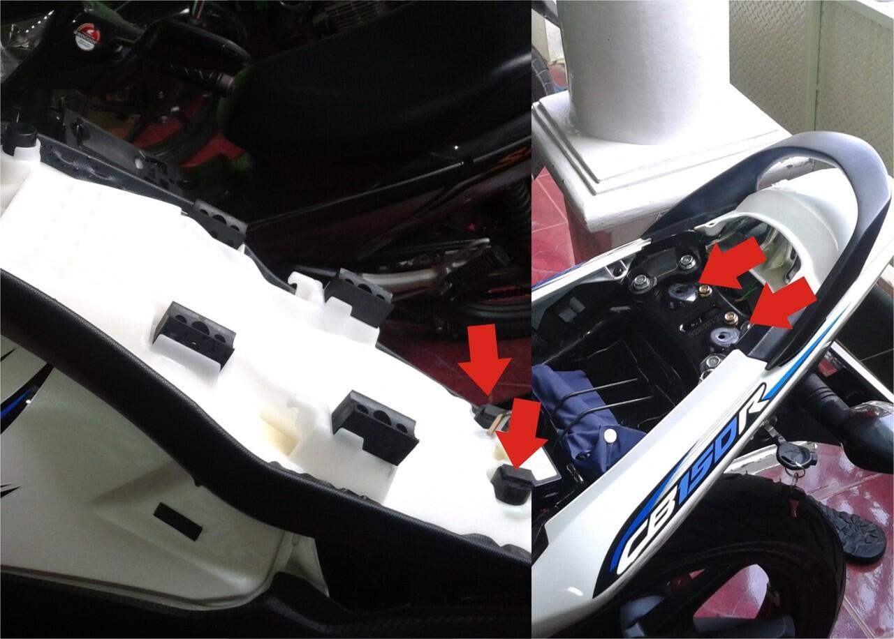 [ HOSTICUS ] Honda CB150R Streetfire On Kaskus