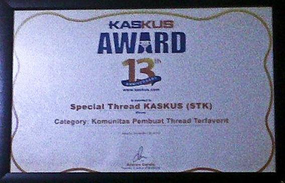 ₪ ★ Special Thread Kaskus - REVOLUTION ★ ₪ - Part 3