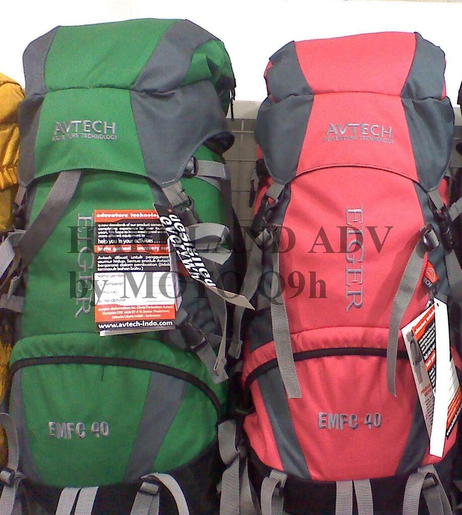 b13a99eebf3 Terjual Jual NEW !! tas carrier AVTECH - 0793 seri EIGER 40 L | KASKUS