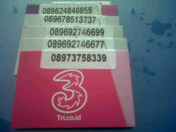 PERDANA TRI / THREE / TRI ALWAYS ON 2GB MURAH JOGJA !!
