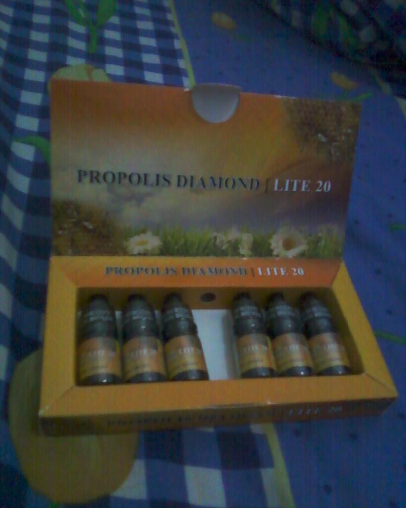 Propolis Diamond Lite 2.0