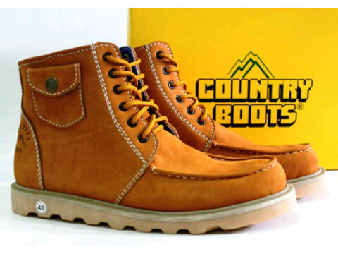 WTB country boots