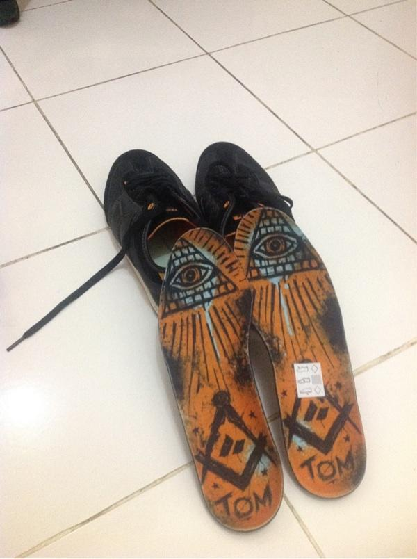WTS Macbeth Footwear 100% ORIGINAL