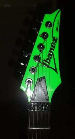 Ibanez S series Made in Indonesia