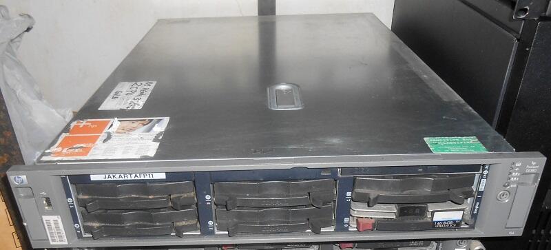 Server HP DL380 G4 Rackmount