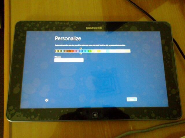 SAMSUNG ATIV smart PC (500T1C-H02)