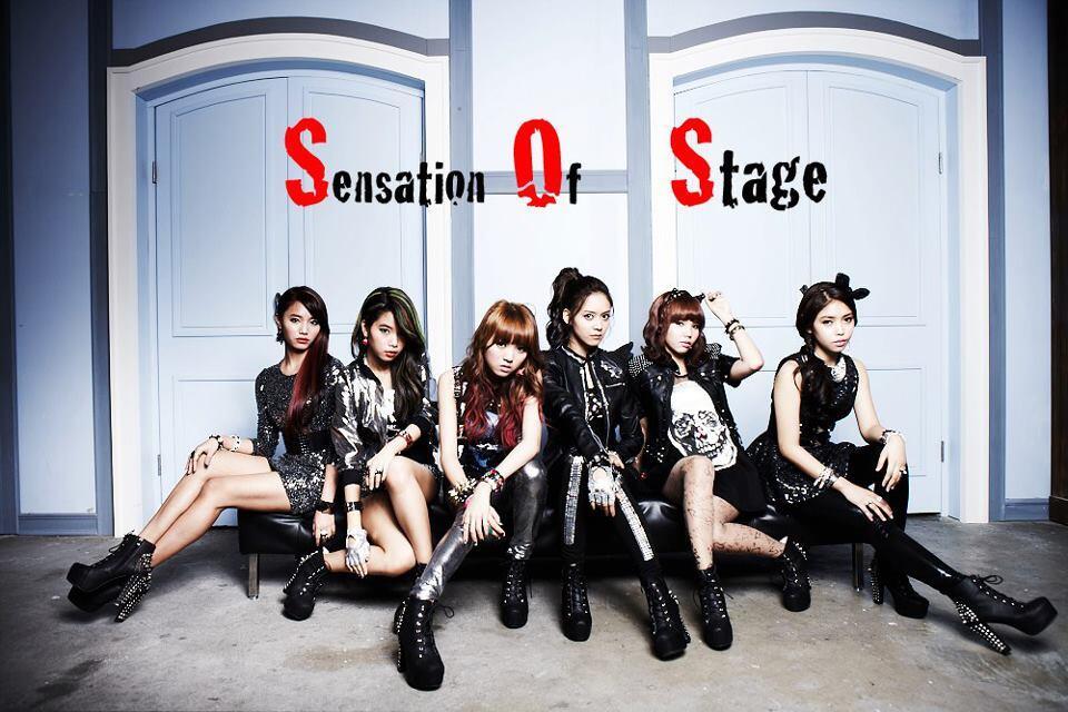 S.O.S ( Sensation of Stage )