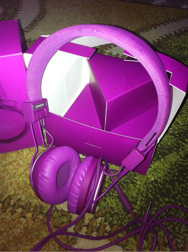 Headphone URBANEARS PLATTAN GRAPE!! Murah!!