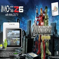 TABLET PC 7 INCH IMO Z6 (CALL, SMS + TV)