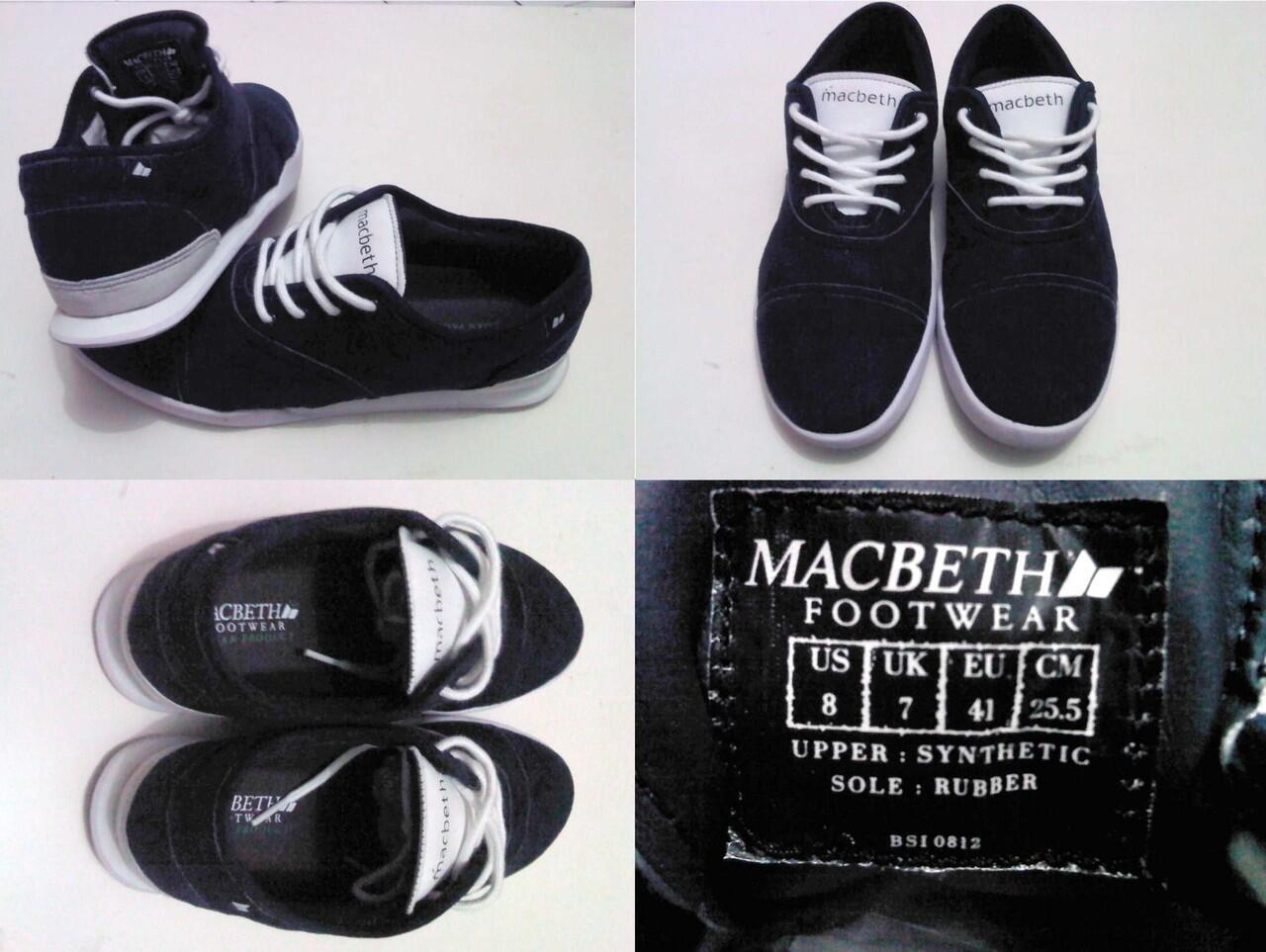 MACBETH GATSBY MIDNIGHT WHITE MACBETH FALL HOLIDAY 2012