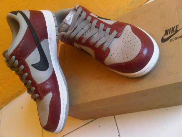 Wts Nike Dunk lokasi Bandung