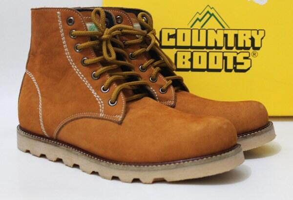 ORIGINAL COUNTRY BOOTS - HIGH QUALITY BOOTS BEST SELLER - MURAH GAN..!!