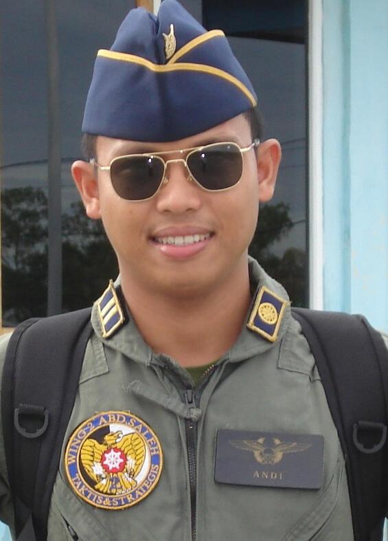 Captain Indonesia Oktoberiandi Ingin Menjadi Penyidik/Komisoner KPK