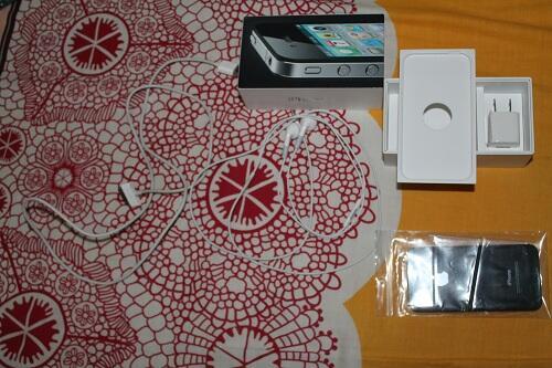 Iphone 4 CDMA 16gb Black Verizon