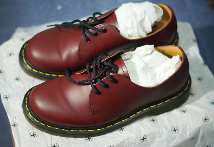 Dr.Martens Airwair ORIGINAL - Smooth Leather