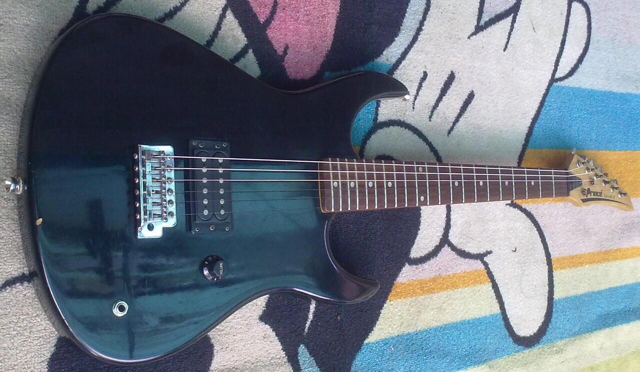 Guitar Prince LG-02 X/korea
