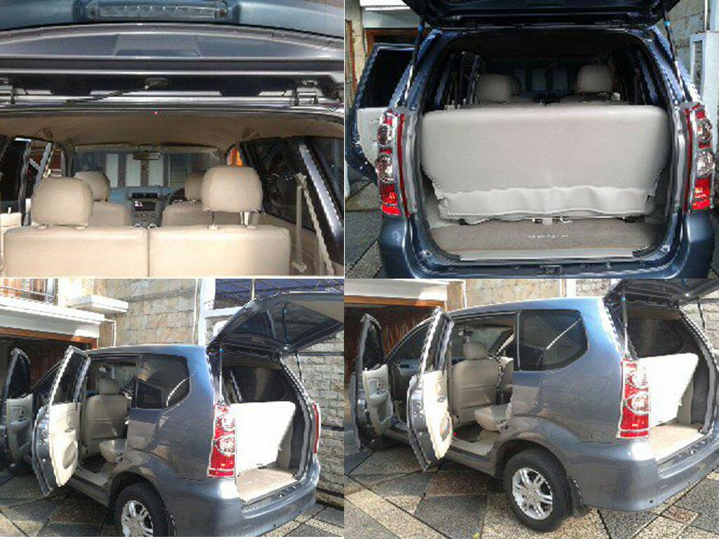 Terjual Daihatsu Xenia Xi Deluxe Plus 1300 cc Grey 2010 ...