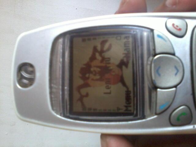 hp jadul Nokia 3530 ORI