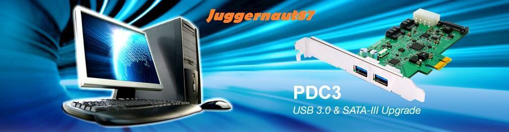 ++ [Transcend] Upgrade Notebook / PC Agan ke USB 3 dan SATA 3 dengan Mudah ++