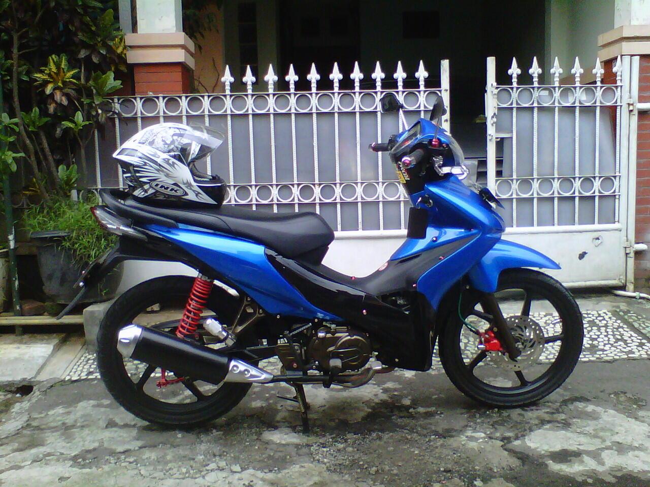 Cari Honda Absolute Revo DX 2009 Murah Meriah Modif Jual 2 Hari